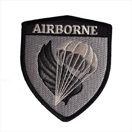 陸上自衛隊パッチ・第1空挺団ロゴマークパッチ(両面ベルクロ付)