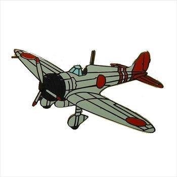 九六式艦上戦闘機 四号ピンバッジ