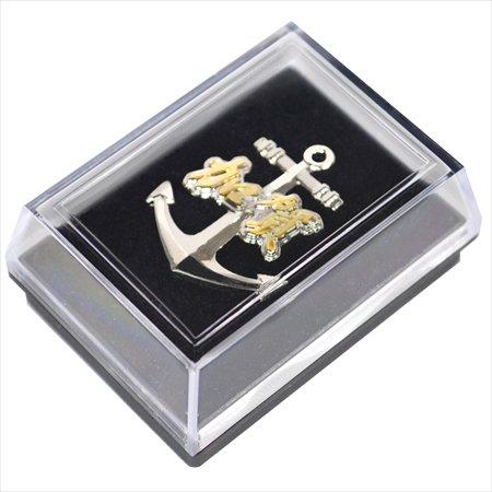 海上自衛隊・護衛艦かがピンバッジ