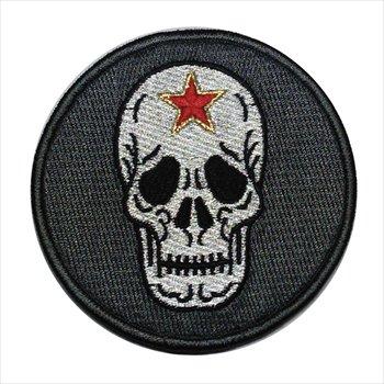 航空自衛隊グッズ 飛行教導群 部隊マーク(サブデュード) パッチ PA23-TC