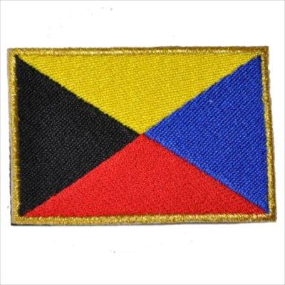 帝国海軍Z旗パッチ50-70 ベルクロ付 PJ25-TC