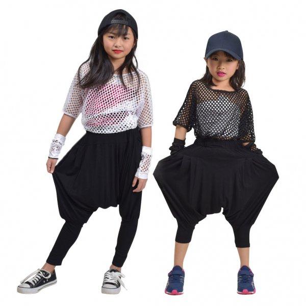 ★BO2012 キッズダンス サルエルパンツ★キッズ ダンス パンツ キッズ ダンス 衣装