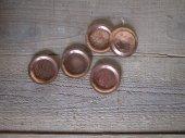 真鍮の小皿