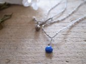 Lapis lazuli rope necklace