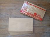 COIN ENVELOPES 封筒25枚セット #7rd