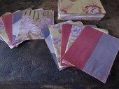 タイの柄紙袋 - M