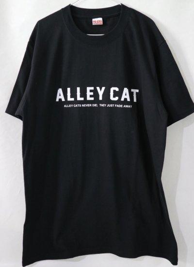 RESISTANTオリジナルTシャツ(ALLEY CAT※カラー選択)