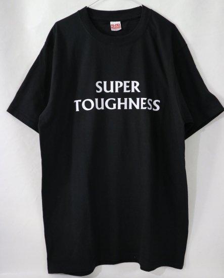 RESISTANTオリジナルTシャツ(SUPER TOUGHNESS※カラー選択)