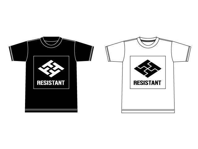 BOX print T shirt※カラー・サイズ選択