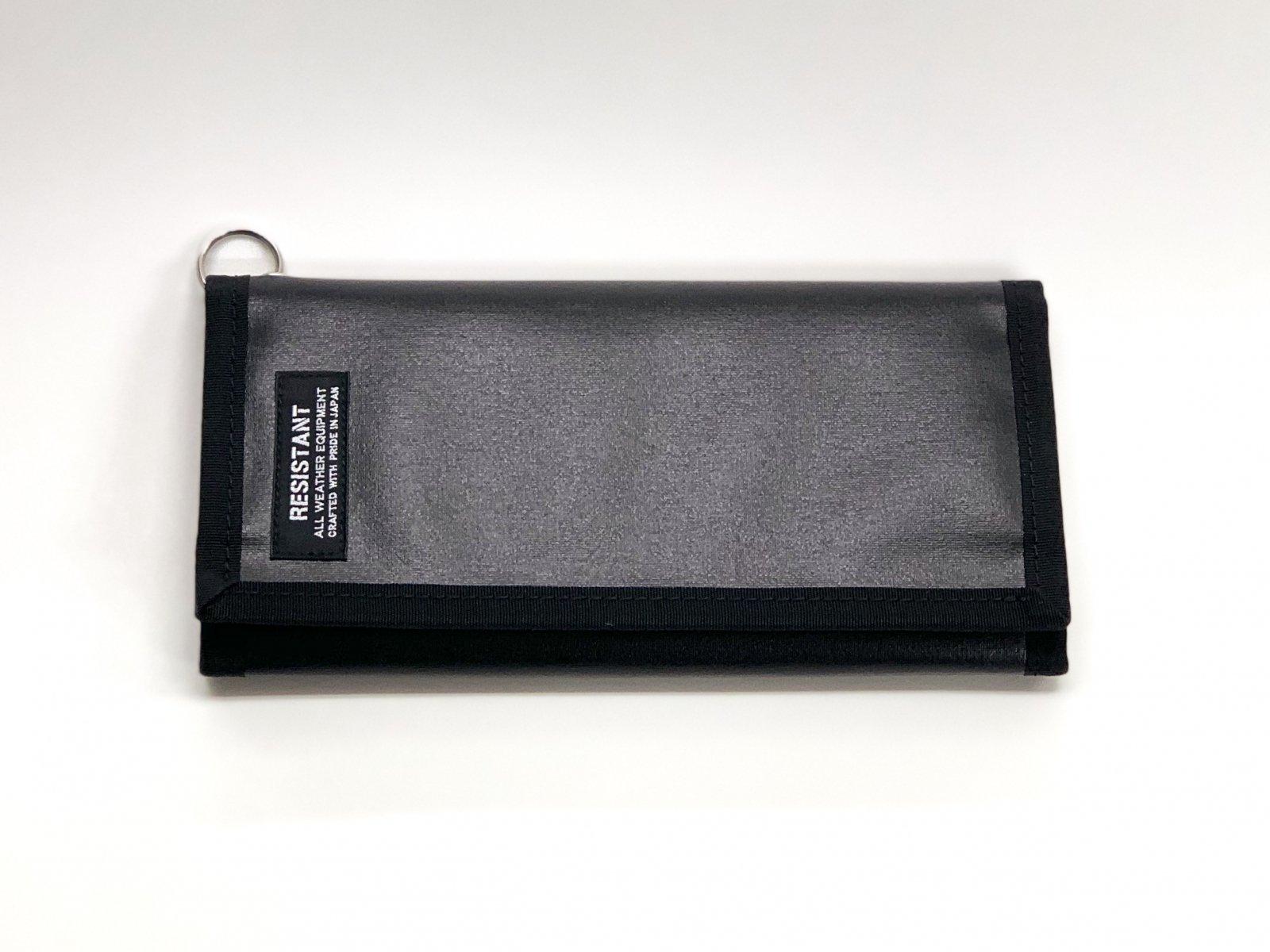 One-Panel(ターポリンブラック/インナー:モスグレー)