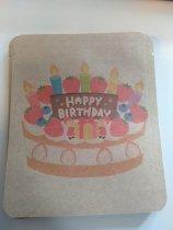 「HAPPYBIRTHDAY ケーキ」ドリップバッグ