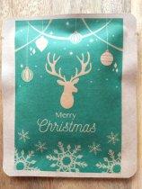 【クリスマス】「緑のトナカイ」ドリップバッグNo.133