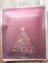 【クリスマス】「赤のクリスマスツリー」ドリップバッグNo.136
