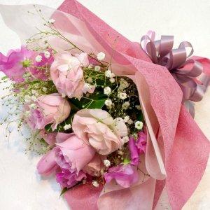花束「パステルピンク」