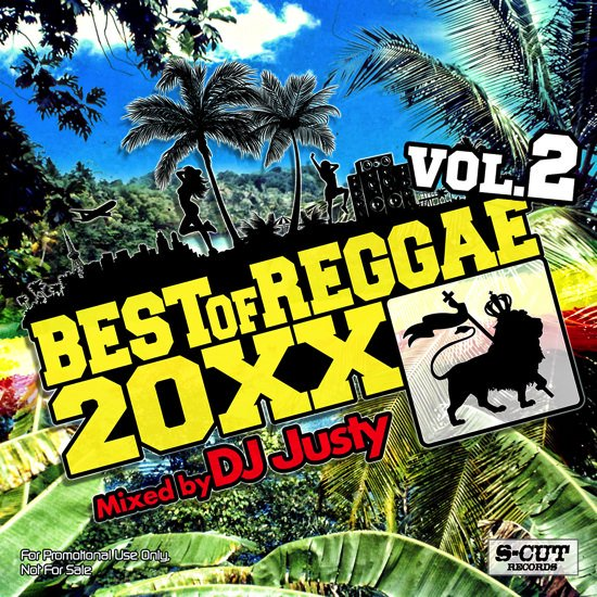 DJ Justy Best of Reggae 20XX Vol.2