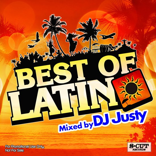 DJ Justy Best Of Latin