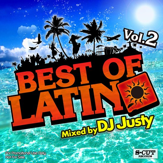 DJ Justy Best Of Latin Vol.2