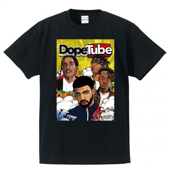 DopeTube Vol.3 Tシャツ