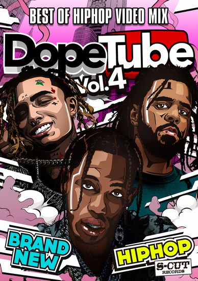 DopeTube Vol.4<img class='new_mark_img2' src='//img.shop-pro.jp/img/new/icons1.gif' style='border:none;display:inline;margin:0px;padding:0px;width:auto;' />