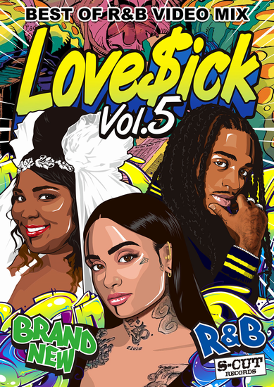 Love$ick Vol.5<img class='new_mark_img2' src='//img.shop-pro.jp/img/new/icons1.gif' style='border:none;display:inline;margin:0px;padding:0px;width:auto;' />