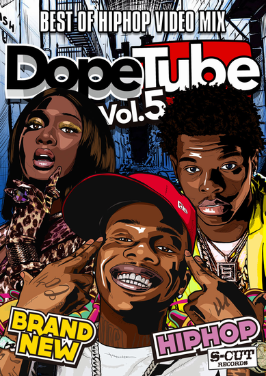 DopeTube Vol.5<img class='new_mark_img2' src='//img.shop-pro.jp/img/new/icons1.gif' style='border:none;display:inline;margin:0px;padding:0px;width:auto;' />