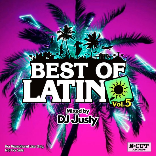 DJ Justy Best Of Latin Vol.5<img class='new_mark_img2' src='https://img.shop-pro.jp/img/new/icons1.gif' style='border:none;display:inline;margin:0px;padding:0px;width:auto;' />