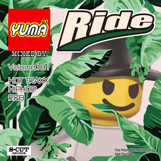 Ride Vol.181<img class='new_mark_img2' src='https://img.shop-pro.jp/img/new/icons1.gif' style='border:none;display:inline;margin:0px;padding:0px;width:auto;' />