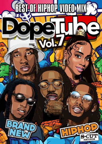 DopeTube Vol.7<img class='new_mark_img2' src='https://img.shop-pro.jp/img/new/icons1.gif' style='border:none;display:inline;margin:0px;padding:0px;width:auto;' />