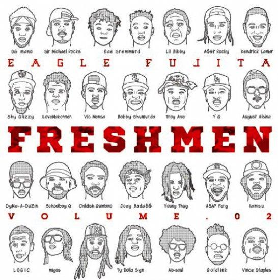 イーグル藤田 - Freshmen Vol.2