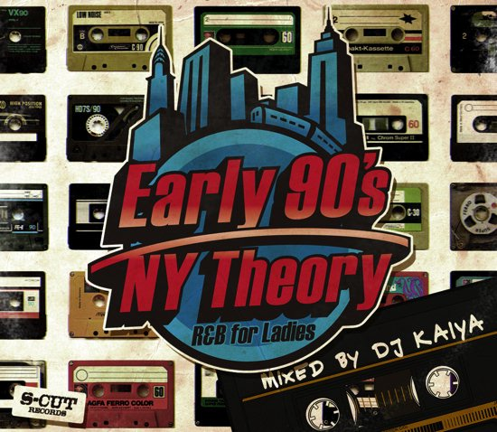 DJ Kaiya Early 90's NY Theory -R&B for Ladies-