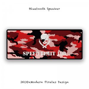 <img class='new_mark_img1' src='//img.shop-pro.jp/img/new/icons13.gif' style='border:none;display:inline;margin:0px;padding:0px;width:auto;' />【 Bluetooth Speaker / IKUO×Modern Pirates Design 】