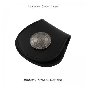 CONCHO COIN CASE