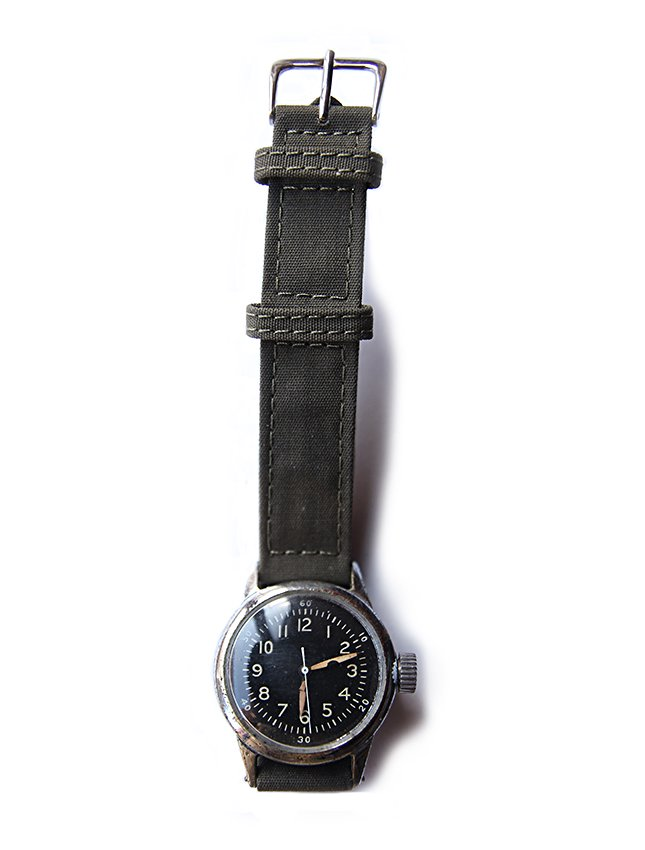 WW2 US ARMY AIR FORCE A-11 MILITARY WATCH