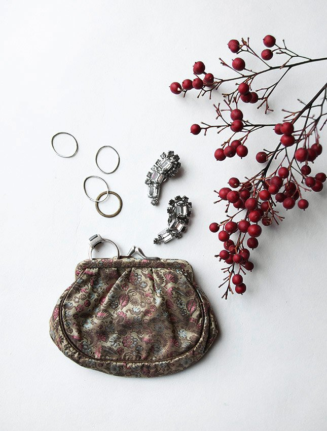 OLD COIN PURSE