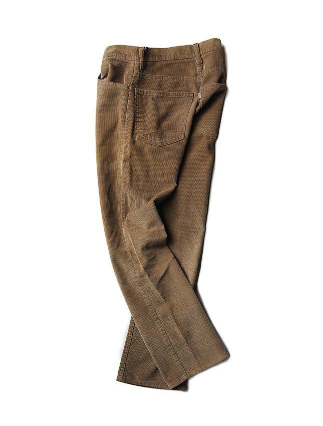 80s LEVIS 519 CORDUROY PANTS W29