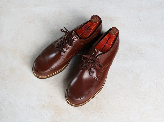 1960s KNAPP DEADSTOCK WORK SHOES