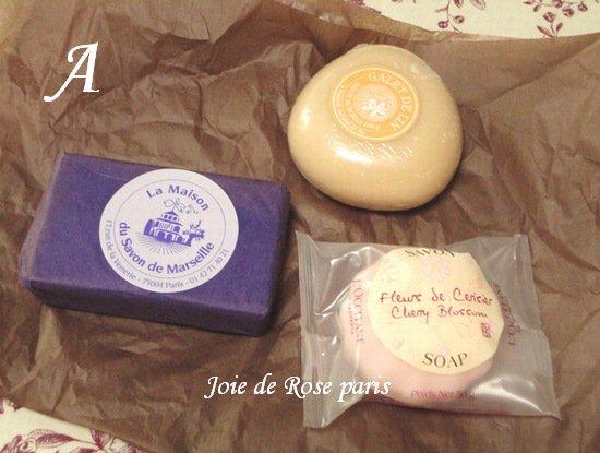 2011 ★ パリのプチ〜なお土産 ♪:画像2