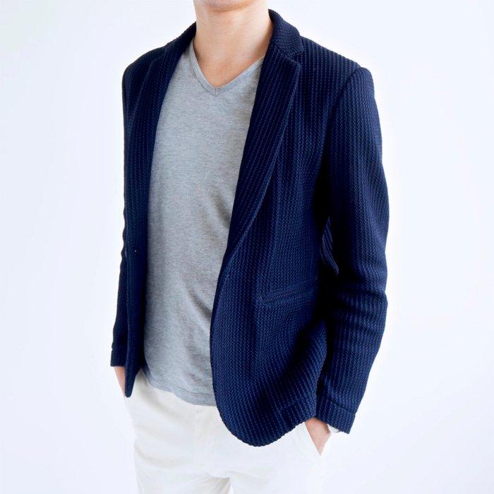 小柄低身長な男性向け小さいXSサイズのテーラードジャケット