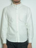 【完売】オックスシャツ(ホワイト) XSサイズ