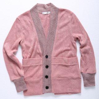 ニットカーディガン(ピンク・XSサイズ)