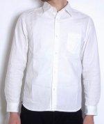 【完売】オックスフォードシャツ(ホワイト・XSサイズ)