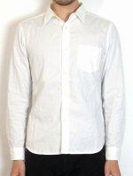 【完売】ベーシックオックスフォードシャツ(ホワイト) XSサイズ