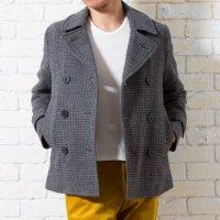 小柄低身長な男性向け小さいXSサイズのPコート