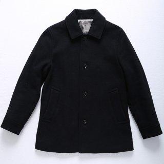 【完売】ツイードステンカラーコート(ダークネイビー) XSサイズ