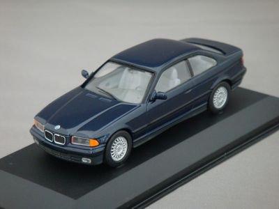 1/43 ミニチャンプス BMW 3-Series クーペ (ブルー)