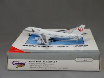 1/400 ジェミニジェッツ JAL BOEING 747-400