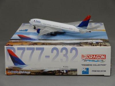 1/400 ドラゴン DELTA AirLines B777-232