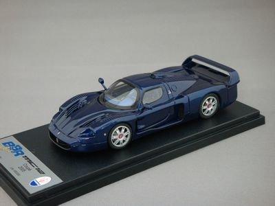1/43 BBR マセラティ MC12 クーペ 2005 LIMITED 200PCS (ダークブルー)