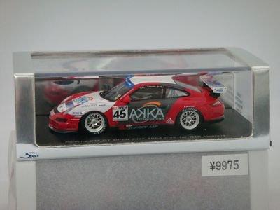 1/43 スパーク ポルシェ 997 GT OPEN 2007 #45