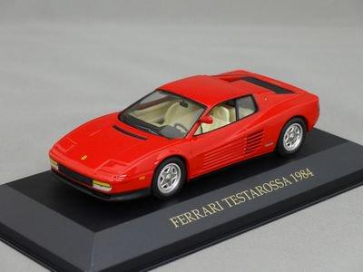 1/43 イクソ フェラーリ テスタロッサ 1984 (レッド)